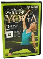 Image of Gaiam - Trudie Styler's Warrior Yoga DVD