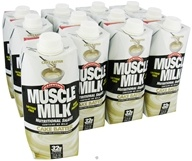 Image of Cytosport - Muscle Milk RTD Nutritional Shake Cake Batter - 17 oz.