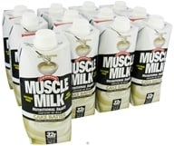 Cytosport - Muscle Milk RTD Nutritional Shake Cake Batter - 17 oz.