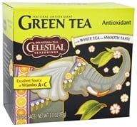 Celestial Seasonings - Antioxidant Green Tea - 40 Tea Bags (070734005602)