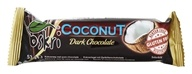 Oskri - Organic Coconut Bar Dark Chocolate Gluten-Free - 1.9 oz. by Oskri