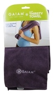 Gaiam - Thirsty Small Hand Towel Purple