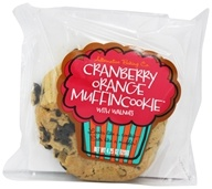 Image of Alternative Baking Company - Cookie of the Season Cranberry Orange Muffincookie with Walnuts - 4.25 oz.