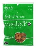 Peeled Snacks - Organic Fruit Picks Apple-2-The-Core - 1.23 oz.