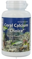 "Nature's Answer - Coral Calcium ""Choice"" - 90 Capsules"