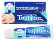 Topical BioMedics - Topricin Foot Therapy Cream - 2 oz. by Topical BioMedics