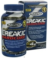 Muscletech Products - Creakic Hardcore Musclebuilding Creatine - 180 Caplets - $35.89