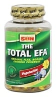 Health From The Sun - 100% Vegetarian The Total EFA - 90 Vegetarian Softgels, from category: Nutritional Supplements