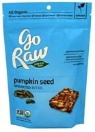 Image of Go Raw - 100% Organic Pumpkin Super Chips - 3 oz.