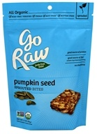 Go Raw - 100% Organic Pumpkin Super Chips - 3 oz. by Go Raw