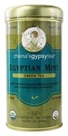 Zhena's Gypsy Tea - Green Tea Egyptian Mint - 22 Tea Bags (652790100233)