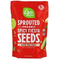 Go Raw - Certified Organic Spicy Seed Mix - 1 lb.