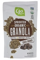 Go Raw - 100% Organic Live Chocolate Granola - 1 lb. LUCKY PRICE