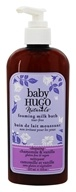 Hugo Naturals - Baby Hugo Foaming Milk Bath Cleansing Chamomile & Vanilla - 8 oz.