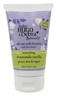 Hugo Naturals - Baby Hugo Oh-So-Soft Lotion With Shea Butter Nourishing Chamomile Vanilla - 4 oz.