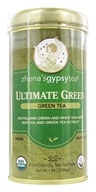 Zhena's Gypsy Tea - Green Tea Ultimate Green - 22 Tea Bags