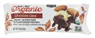 Raw Revolution - Organic Live Food Bar with Sprouted Flax Seeds Chocolate Crave - 1.8 oz. (formerly Chocolate & Cashew)
