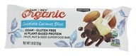 Raw Revolution - Organic Fruit, Nut & Seed Superfood Protein Bar Chocolate Coconut Bliss - 1.8 oz.