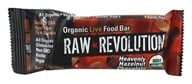 Raw Revolution - Organic Live Food Bar Heavenly Hazelnut Chocolate - 1.8 oz. (formerly Hazelnut & Chocolate) (899587000233)