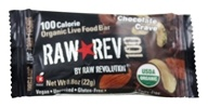 Raw Revolution - Organic Live Food Bar Raw Rev 100 Calorie Chocolate Crave - 0.8 oz. (formerly Chocolate & Cashew)