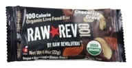 Raw Revolution - Organic Live Food Bar Raw Rev 100 Calorie Chocolate Crave - 0.8 oz. (formerly Chocolate & Cashew) by Raw Revolution