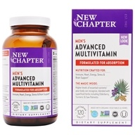 New Chapter - Every Man Whole-Food - 120 Tablets by New Chapter