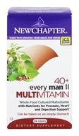 New Chapter - Every Man II 40 + Whole Food Complexed Multivitamin - 48 Tablets - $26.97