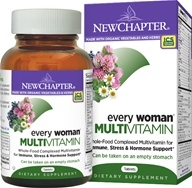 New Chapter - Every Woman - 48 Tablets (727783003027)