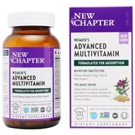 Cada mulher multivitamínico - 120 Tablets by New Chapter