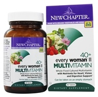 New Chapter - Every Woman II - 48 Tablets by New Chapter