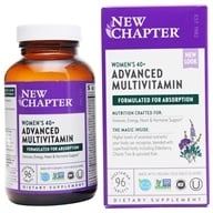 New Chapter - Every Woman II Multivitamin 40 Plus - 96 Tablets