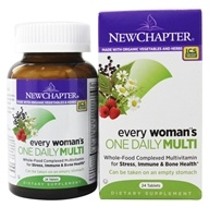 New Chapter - Every Woman's One Daily - 24 Tablets - $14.97
