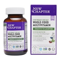 New Chapter - Every Woman's One Daily - 72 Tablets, from category: Vitamins & Minerals