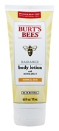 Burt's Bees - Radiance Body Lotion with Royal Jelly - 6 oz. (792850190993)