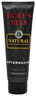 Burt's Bees - Natural Skin Care for Men Aftershave - 2.5 oz.
