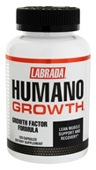 Labrada - Humano Growth Factor Formula - 120 Capsules by Labrada
