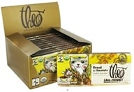Image of Theo Chocolate - Organic Dark Chocolate 70% Cacao Bread & Chocolate - 2 oz.