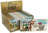 Theo Chocolate - Organic Dark Chocolate 70% Cacao Fig Fennel & Almond - 2 oz. (874492000165)