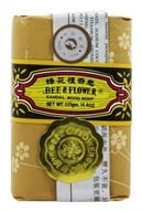 Bee & Flower Soap - Bar Soap Sandalwood - 4.4 oz. (075115011005)