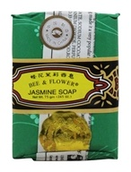 Bee & Flower Soap - Bar Soap Jasmine - 4.4 oz. (075115011012)
