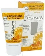 Juice Organics - Brightening Moisturizer - 1.7 oz., from category: Personal Care