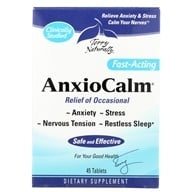 Image of EuroPharma - Terry Naturally AnxioFit-1 Fast-Acting Anxiety Relief - 45 Tablets