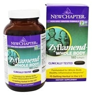Image of New Chapter - Zyflamend Whole Body - 180 Softgels