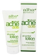 Image of Alba Botanica - Natural ACNEdote Oil Control Lotion - 2 oz.