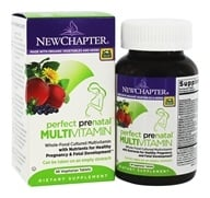 New Chapter - Perfect Prenatal Multivitamin - 48 Tablets