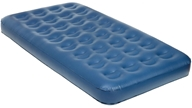 Image of Pure Comfort - Twin Size PVC Air Bed 8505AB Blue