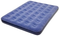 Pure Comfort - Full Size Air Bed With Flock Top 8506AB Blue