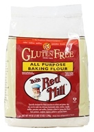 Bob's Red Mill - Baking Flour All Purpose Gluten Free - 44 oz., from category: Health Foods