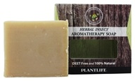 Image of Plantlife Natural Body Care - Pest-Off Herbal Soap Deet Free - 4 oz.
