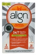 Align - Digestive Care Probiotic Supplement - 28 Capsules
